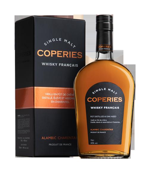Single Malt - COPERIES - Whisky Français